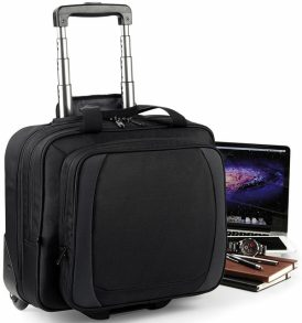 Borsa pilota trolley executive business bagaglio a mano