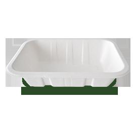 Vaschetta patatine biodegradabile