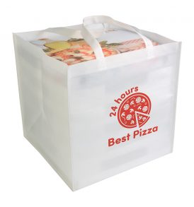Borsa Pizza trasporto take away