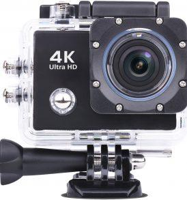 Action cam 4k wifi grandangolare 170°sport