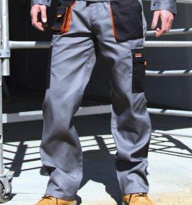 Pantalone da lavoro traspirante e impermeabile