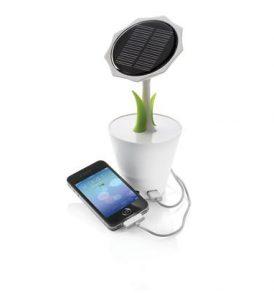 Girasole solare power bank