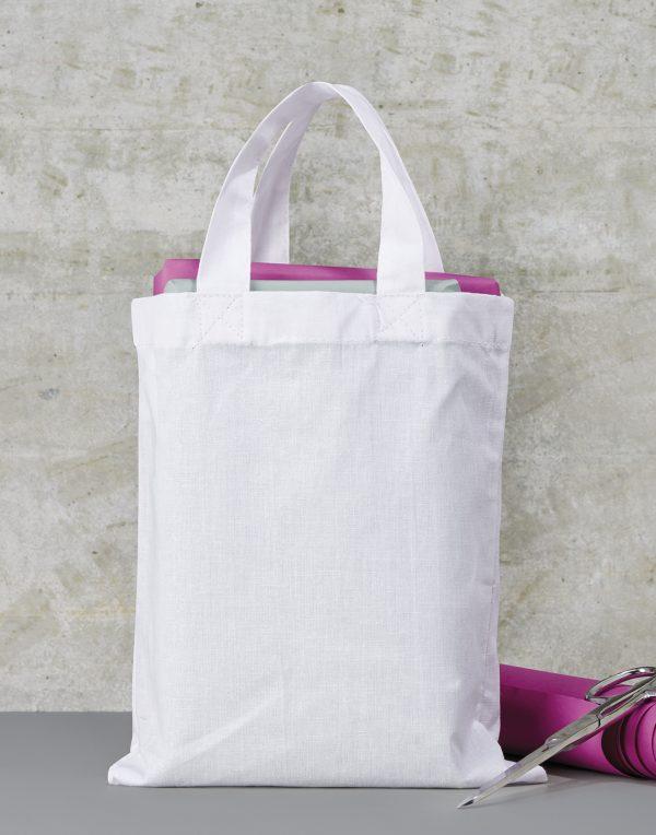 Borsa cotone mini farmacia certificata Confidence in textiles