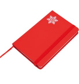 Bloc-notes e penna per Natale