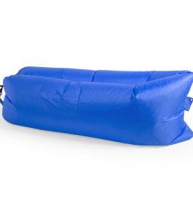Airpouf gonfiabile con aria in Ripstop con tasca esterna.