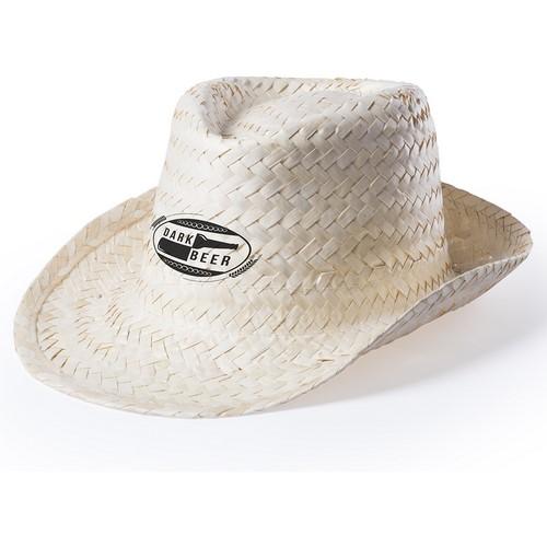 Cappello in paglia promozionale