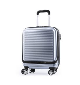 """Trolley bagaglio a mano tasca laptop 17"""""""
