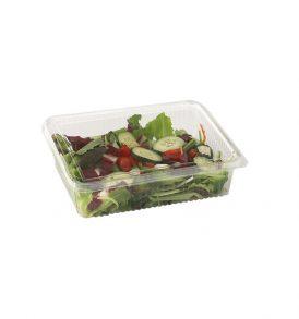 Bio Vaschetta box take away trasparente