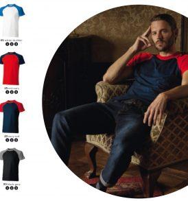 T-shirt uomo Backspin