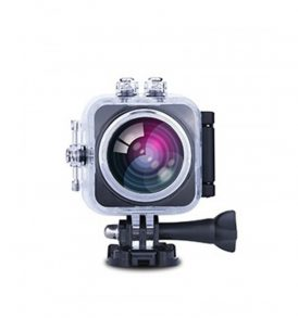 Action cam 360° wifi sport