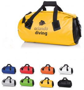 Borsa impermeabile diving e vela