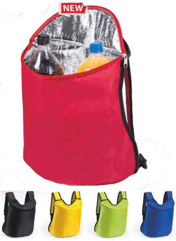 Zaino frigo in poliestere ed alluminio manici imbottiti